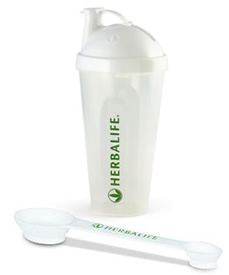 Herbalife Shaker and Scoop